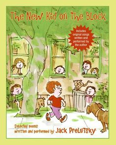 New Kid on the Block, The, By Jack Prelutsky: HarperCollins Children's Books