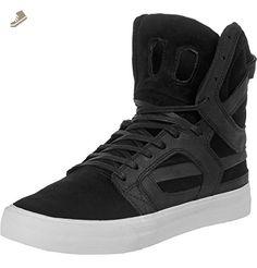 976b103ad0e2 Supra Vaider Black Crazy Women s Fashion Sneakers Shoes SW28013 (9.5) -  Supra sneakers for women ( Amazon Partner-Link)