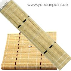 da Vinci Bambusmatte Serie 4019