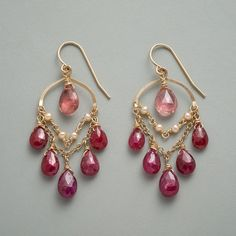 MERENGUE EARRINGS: View 1