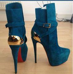 Shoe Porn #stilettoheelsoutfit