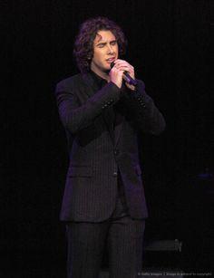 Josh Groban in Concert - April 1, 2004