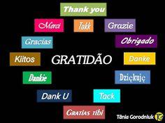 Você faz a Diferença: Gratidão
