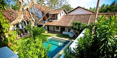 Paradise Road - The Villa Bentota, Bentota, Sri Lanka Hotel Reviews   i-escape.com