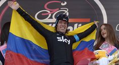 Rigoberto Urán: del dolor a la gloria All News, Cycling, Bicycle, Baby Boys, Beetles, Man Women, Biking, Earth, Bicycles