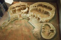 Hagar Qim Temples. Malta