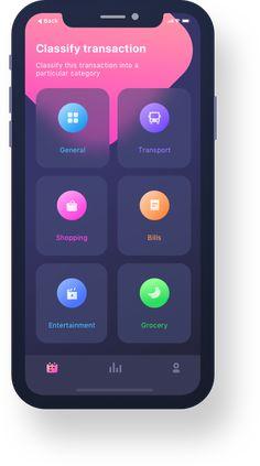 Design app iphone user interface 42 ideas for 2019 Ios App Design, Mobile Ui Design, Web Design Tutorial, Android App Design, Graphisches Design, User Interface Design, Android Apps, Layout Design, Desing App