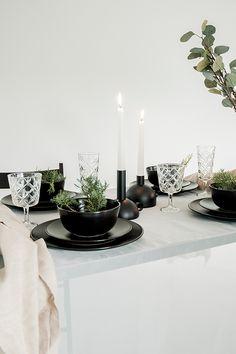 Feestelijke eettafel