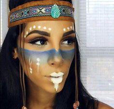 Costume | makeup | Halloween | makeup ideas