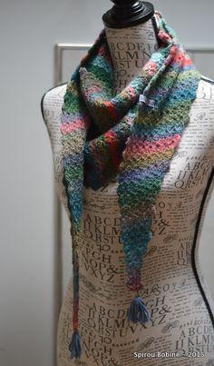 mon modle de baktus la malbaie my crochet pattern baktus la malbaie crochet en mille - Laine Lang Mille Colori Baby
