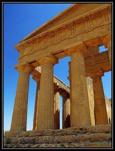 Tempio della Concordia - Valle dei templi, Agrigento