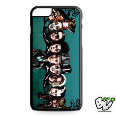 Johnny Depp Face Tree iPhone 6 Plus Case | iPhone 6S Plus Case