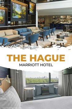 Marriot The Hague. Are you looking for a nice hotel in The Hague, at a top location? Check out The Marriott in The Hague. The Hague, Marriott Hotels, Outdoor Furniture Sets, Outdoor Decor, Best Hotels, Netherlands, Amsterdam, Travel Inspiration, Dutch
