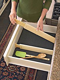 Expandable Drawer Dividers (set of 2)