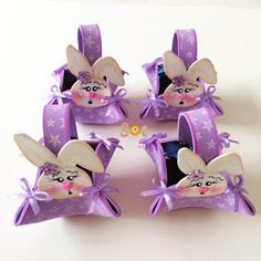 Happy Thursday Eid Easter Crafts Felt Patterns Easter Eggs Bunny Holiday Diy Crafts Arts And Crafts Easter Crafts, Christmas Crafts, Christmas Ornaments, Diy And Crafts, Crafts For Kids, Arts And Crafts, Diy Shower, How To Make Bows, Easter Eggs