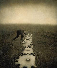 Turning to Spring - Robert and Shana ParkeHarrison  This will always be one of my favorite pieces.