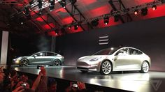 Watch the full Tesla Model 3 reveal right here