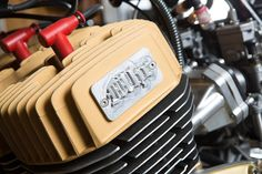 Kawasaki 500 H1 Brat Style by Roman Vuagnoux Mhc #motorcycles #bratstyle #motos | caferacerpasion.com