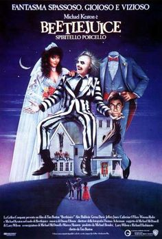 Beetlejuice - Spiritello porcello (1988) | FilmTV.it