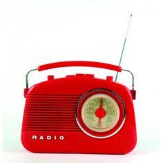 Retro Design Radio: Juicy Lucy Collection