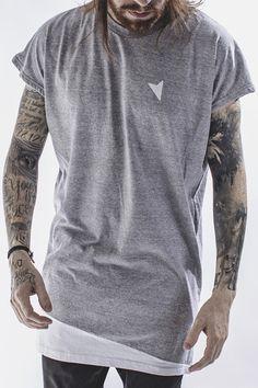 Camiseta Oversized Sleeveless, Camiseta Oversized Sem manga, Camiseta Sem Manga, Camiseta Alongada, Camiseta Longline, Right Here, Camiseta Light Oversized Sleeveless - Right Here Co.