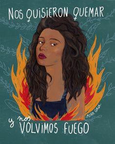 Mexican Graphic Design, Brush Lettering Quotes, Body Posi, Feminism Quotes, Feminist Art, Tumblr Wallpaper, Power Girl, Girls Be Like, Powerful Women