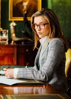 Sophie Cookson as Roxy (Kingsman) Sophie Cookson, Kingsman The Golden Circle, Ivy League Style, Gallagher Girls, Oxford, New Yorker Mode, Ivy Style, Kings Man, Moda Vintage