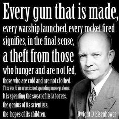 Eisenhower, YES A Republican even. What has happened to the compassion of today's Republicans . Great Quotes, Me Quotes, Inspirational Quotes, Quotable Quotes, Moving Quotes, Motivational Quotes, Epic Quotes, Random Quotes, Daily Quotes