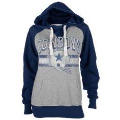 0e2e9d642 nike nfl jersey Nike NFL Legends Hoodie - Women s - Football - Fan Gear -  Cowboys - Grey Navy nfl jersey by nike
