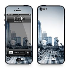 "Codice Da ™ Pelle per iPhone 4/4S: ""Freeway Life"" (Serie City) – EUR € 9.19"