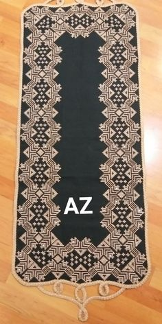 Beaded Embroidery, Diy And Crafts, Stamp, Rugs, Gold, Handmade, Hand Made, Stamps, Carpets