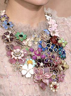 Iekeliene Stange, Chanel S/S 2009