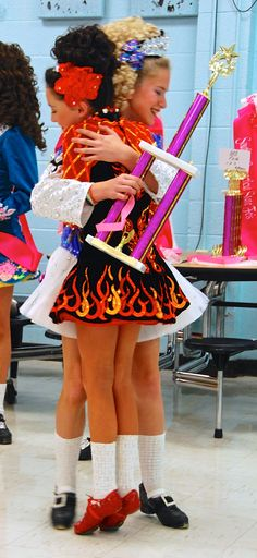 Ahhh...that skirt!