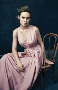 Brie Larson by Austin Hargrave for The Hollywood Reporter • 2016