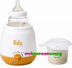 Đồ dùng cho me - Máy hâm sữa: Công dụng và lợi ích của máy hâm sữa cho bé