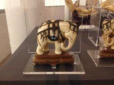 Asia en marfil - Museo Soumaya