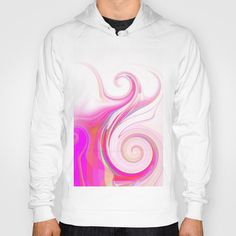 Re-Created  Tsunami TWO Hoody by Robert S. Lee - $42.00