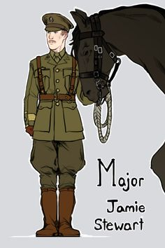 Major Jamie Stewart from War Horse | Learn The ABCs With Benedict Cumberbatch - M