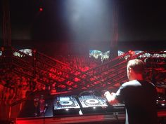 Ferry Corsten on Stage 4