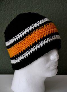 Men's Crochet Skull cap. Crochet Beanie. Hand by Africancrab