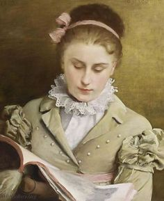 Gustave Jean Jacquet (French, 1846-1909)