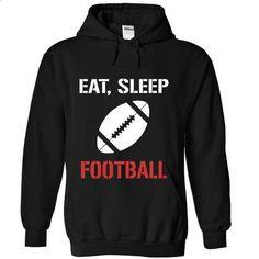Eat Sleep Football - #polo #polo shirt. MORE INFO => https://www.sunfrog.com/Sports/Eat-Sleep-Football-9143-Black-32597579-Hoodie.html?60505