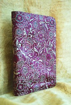 Maroon Bloom Bahai prayer book cover, Chinese silk book cover, Bahai gift by elikamahony on Etsy