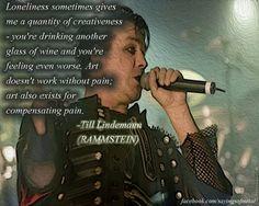 Rammstein...oh, Till :(