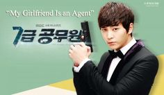 Drama My Girlfriend Is an Agent Episode 1-20.