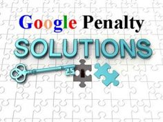 Recovery Tips for Google Penalties