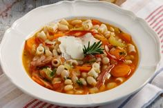 Μινεστρόνε από την Τοσκάνη - Συνταγές | γαστρονόμος