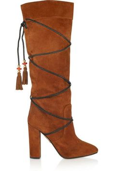 * CURATED * STYLE * SHOP * Aquazzura's 'Moonshine' Boots  <3