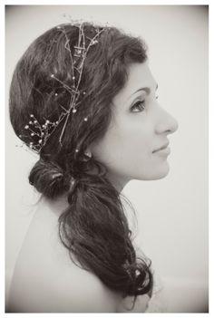 Bridal Hair, Fashion Photography, Dreadlocks, Hair Styles, Pretty, Beauty, Hair Plait Styles, Hair Makeup, Hairdos