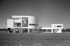 Architecture by Paul Rudolph. / Photographs taken from the book Long Island Modernism 1930-1980.